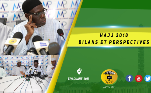 Vidéo - Hajj 2018 - Le délégué  Général au Pèlerinage fait le Bilan