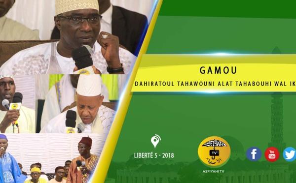 VIDEO - Liberte 5 - Suivez  le Gamou 2018 du Dahiratoul Tahawouni, présidé par Serigne Habib Sy Ibn Serigne Mbaye Sy Mansour