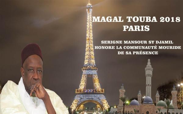 Magal Touba à Paris : Serigne Mansour Sy Djamil honore la communauté Mouride de sa présence