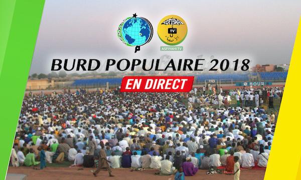 DIRECT MBOUR  - Suivez En Direct le Burd Populaire de Mbour Stade Caroline Faye