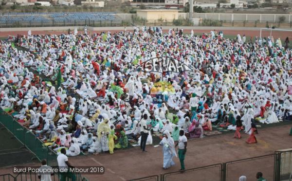 PHOTOS - Les Images du Burd Populaire de Mbour 2018