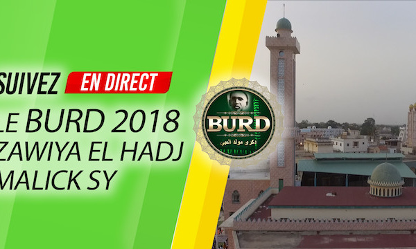 REPLAY TIVAOUANE - Revivez le 6iéme Burd de la Zawiya El Hadj Malick SY