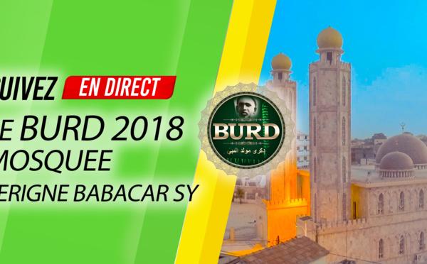 DIRECT TIVAOUANE - 7iéme Burd de la Mosquée Serigne Babacar SY