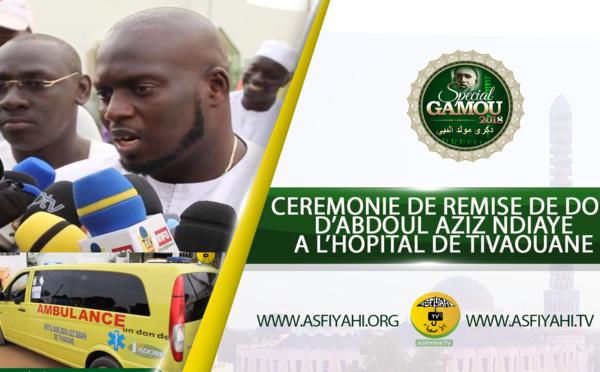TIVAOUANE - Abdoul Aziz Ndiaye relève le plateau technique de l'hôpital El Hadj Abdoul Aziz SY Dabakh