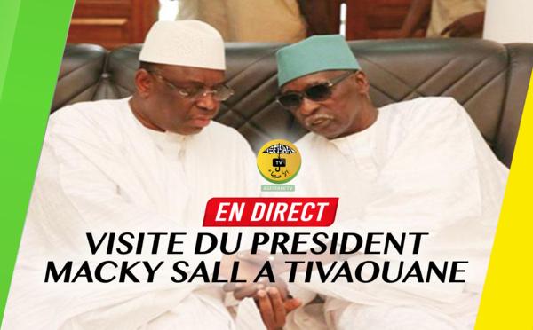 REPLAY TIVAOUANE - Revivez l'integralité de la reception du President de la République Macky Sall