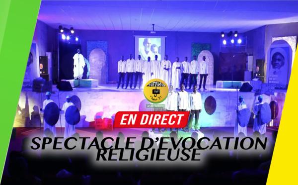 REPLAY TIVAOUANE - Revivez l'integralité du Spectacle d'évocation religieuse en Sons et Lumieres:  La Tidjaniyya d'hier à Aujourd'hui