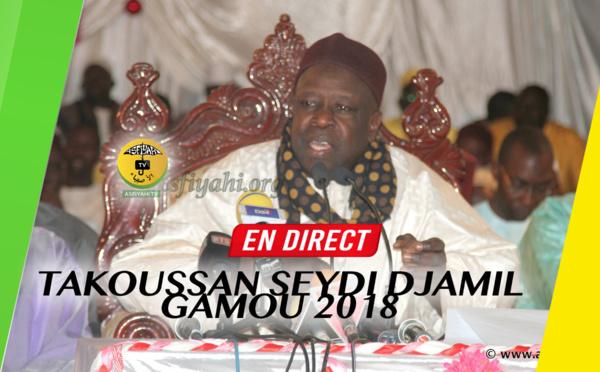 DIRECT TIVAOUANE - Takoussan Seydi Djamil Gamou 2018