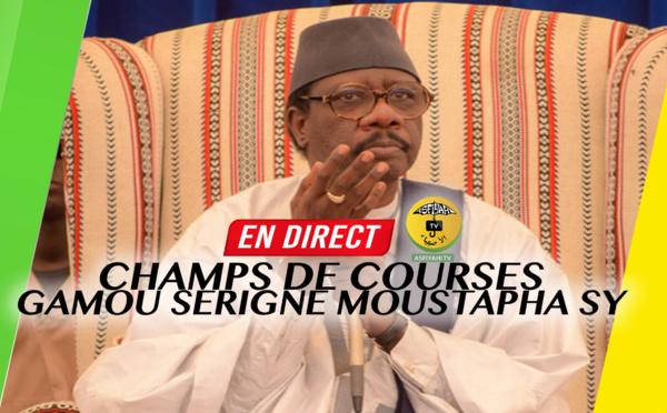 DIRECT TIVAOUANE - Suivez la Nuit du Gamou aux Champs de Courses présidé par Serigne Moustapha Sy