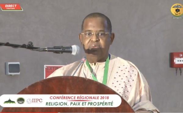 Rappel à Dieu de Sidy Lamine Niasse: Voici sa dernière communication tenue à Tivaouane sur la Paix et le dialogue inter-religieux