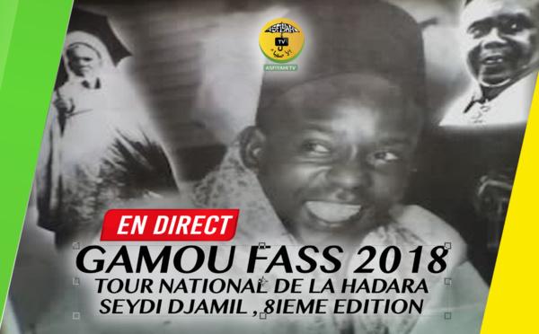 REPLAY FASS - Revivez l'intégralité du Gamou de la Hadara Seydi Djamil (TOUR NATIONAL, 8iéme Edition) de ce samedi 8 Décembre