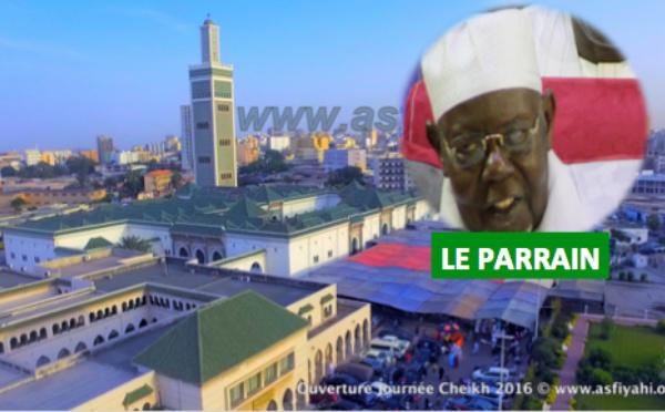 38éme Édition des Journées Cheikh Ahmed Tidiane Cherif (rta): 22 et 23 décembre 2018 à la Grande Mosquée de Dakar