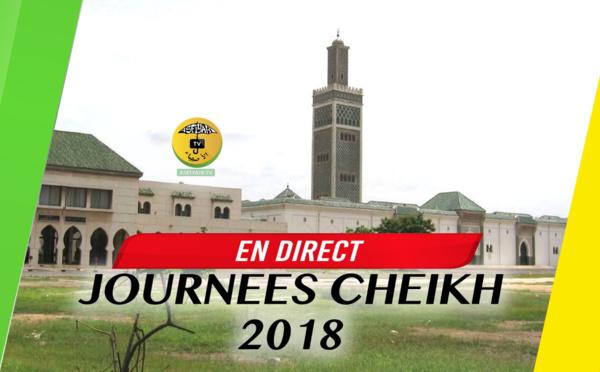 DIRECT GRANDE MOSQUÉE DE DAKAR - Suivez l'Ouverture Officielle des Journées Cheikh 2018
