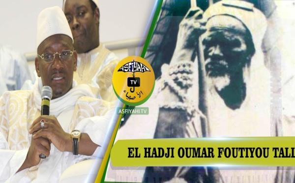 VIDEO -  Suivez L'histoire jamais racontée sur Cheikh Oumar Foutiyou Tall - Par Serigne Ahmed Sarr