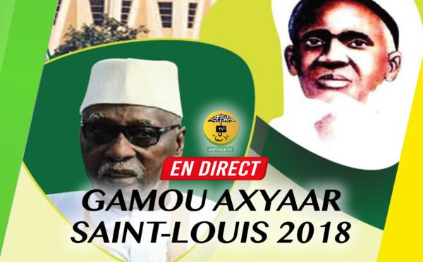 REPLAY - SAINT-LOUIS - Revivez l'intégralité du Gamou Ndar 2018 du Dahira Safwatoul Axyaar de Serigne Mbaye Sy Mansour, Khalif General des Tidianes