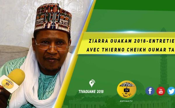 VIDEO -  Suivez L'Entretien avec Thierno Cheikh Oumar Tall Bachir - Ziarra Ouakam 2018