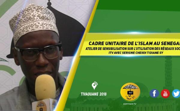 VIDEO -  Le Cadre Unitaire de l'Islam au Sénégal et Facebook  Sensibilisent sur l'utilisation des Réseaux Sociaux au Sénégal