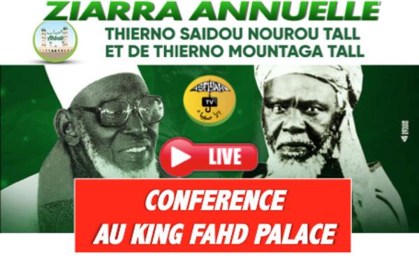 REPLAY - ZIARRA OMARIENNE 2019 - Revivez la Conférence Internationale organisée au King Fahd Palace