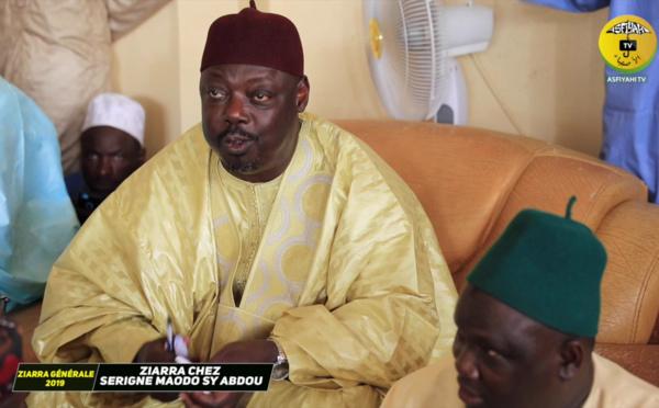Vidéo - Ziarra Générale 2019 - Yobalou Ziarra 2019 - Le Message de Serigne Sidy Ahmed Sy Abdou