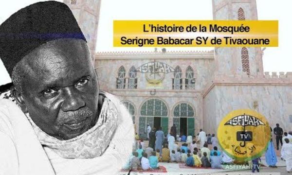 VIDEO SPECIAL 25 MARS - L'histoire jamais racontée de la Mosquée de Serigne Babacar SY de Tivaouane