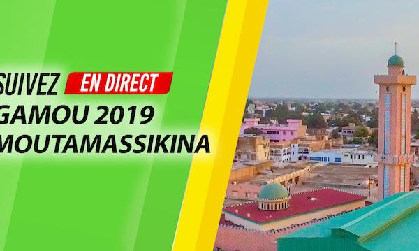 REPLAY TIVAOUANE - Revivez le Gamou Moutamassikina 2019 de ce Vendredi 29 Mars 2019