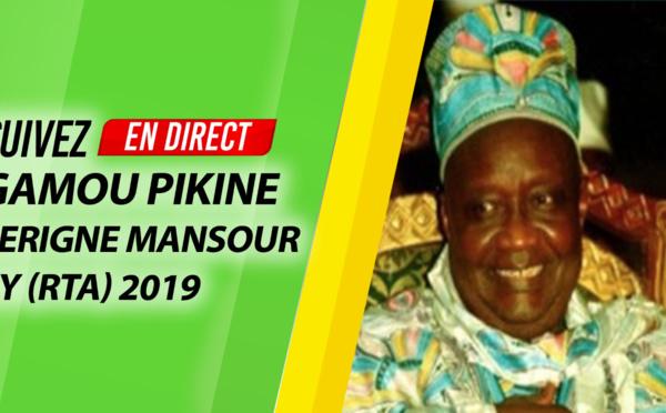 REPLAY PIKINE - Revivez le Gamou Serigne Mansour Sy Borom Daara Ji de Pikine de ce Samedi 30 mars 2019