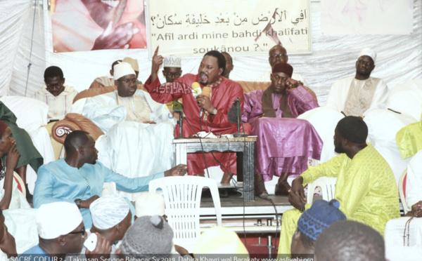 PHOTOS - SACRÉ COEUR 2 - Les Images du Takussan Serigne Babacar Sy 2019, organisé par le Dahiratoul Khayri wal Barakaty