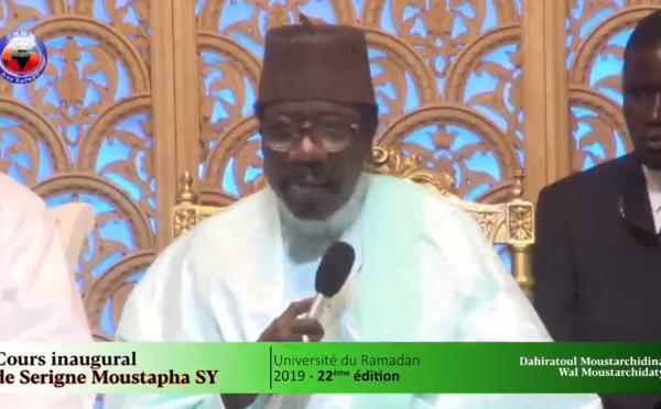 VIDEO - Suivez l'Ouverture officielle des Universités du Ramadan 2019/1440H sous la presidence de Serigne Moustapha Sy