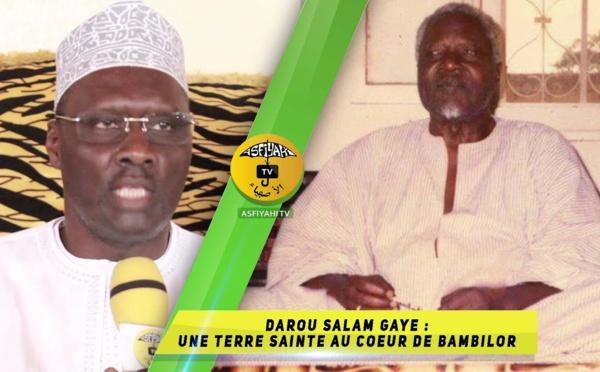VIDEO -  Ziarra Elhadji Habib Sy Malick Gambie 2019 - Entretien avec Serigne Moulaye Sy Habib : Qui était Serigne Habib Sy Malick ?