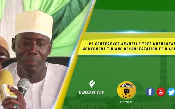 VIDEO - Conférence Annuelle Yoff Mbenguene du Mouvement Tidiane de Concertation et d'Action - Edition 2019