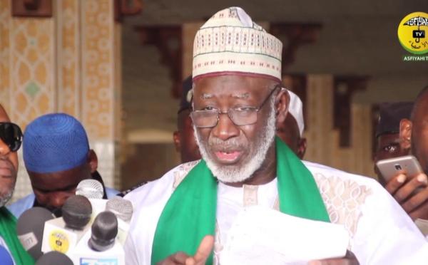 KORITÉ 2019 - Le Sermon de l'imam Thierno Saidou Nourou Tall de la Mosquée Omarienne