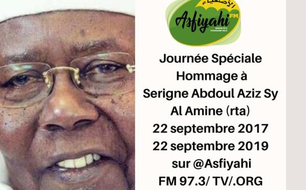 Edition Speciale « Al Amine » sur la radio Asfiyahi Fm 97.3