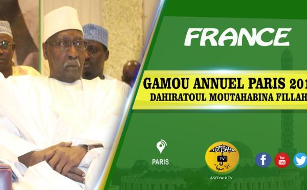 Gamou Paris 2019: Causerie Serigne Babacar Sy Mansour Khalif Général des Tidianes