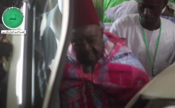 Exclusif : Tivaouane.net dans les coulisses du Gamou : Serigne Mansour SY , de sa maison à la Cérémonie Officielle ( VIDÉO & PHOTOS)