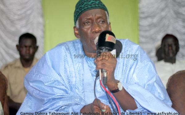 LIBERTE 5 - Gamou Tahawouni Alal Tahaboubi Wal Ikha-i ce samedi 12 octobre 2019, sous la présidence effective de Serigne Mbaye Sy Abdou
