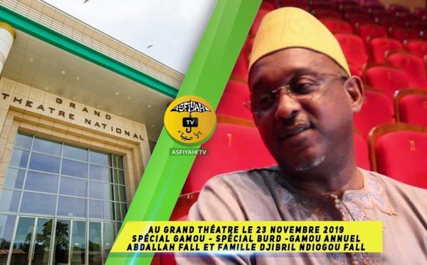 Spécial Nuit du Prophète - Spécial Burd - Gamou Annuel Abdallah Fall et Famille Djibril Ndiogou Fall