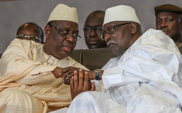 VIDEO : Macky Sall renouvelle toute sa gratitude à Serigne Babacar Sy Mansour; magnifie l'exemplarité de l'islam au Sénégal et l'apport indéfectible de Seydil Hadj Malick Sy