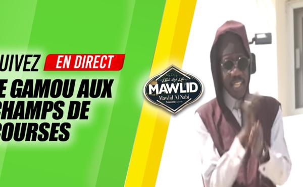 DIRECT TIVAOUANE - CHamps de Courses - Conference Lendemain Gamou de Serigne Muustapha SY