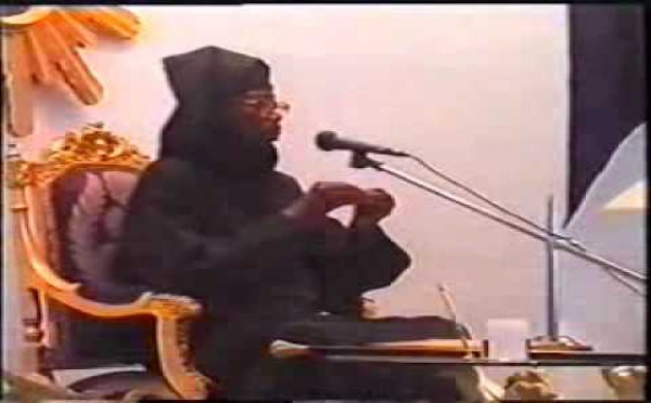 VIDÉO - Serigne Cheikh Tidiane Sy Al Maktoum : Gamou 2003