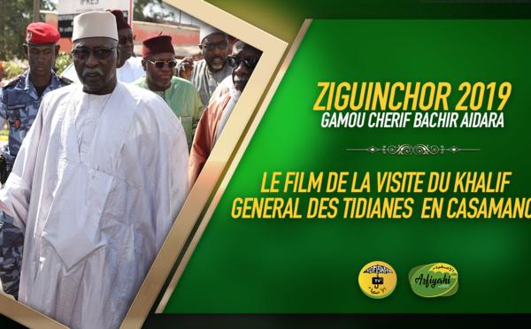 VIDEO REPORTAGE - Le Film de la Visite de Serigne Babacar Sy Mansour en Casamance - 14 et 15 Décembre 2019