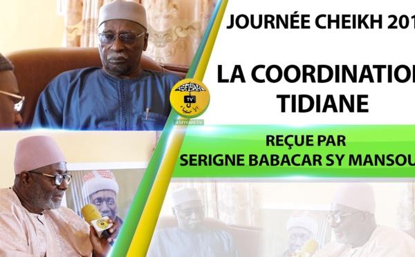 VIDEO - JOURNÉE CHEIKH 2019 - Suivez la Declaration du Khalif General des Tidianes Serigne Babacar Sy Mansour