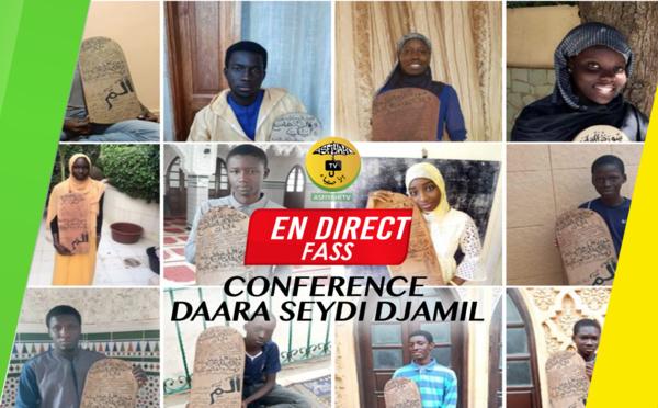 REPLAY -  FASS - Suivez la Conference du Daara Seydi Djamil , Samedi 4 janvier 2020