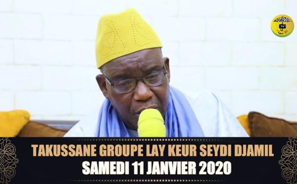 ANNONCE : Takussane GROUPE LAY Keur SEYDI DJAMIL - SAMEDI 11 JANVIER 2020