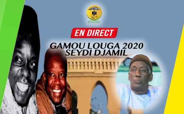 DIRECT LOUGA - Gamou Seydi Djamil 2020 , présidé par Serigne Babacar SY Abdou et Serigne Mansour Sy Djamil