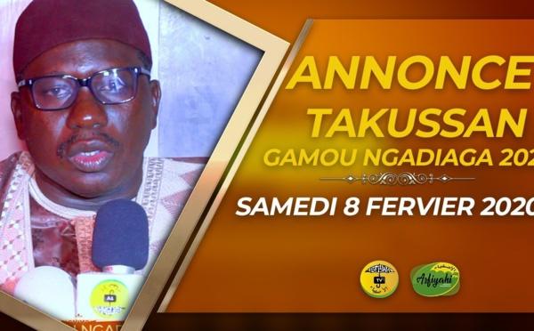 VIDÉO ANNONCE: Suivez l'Avant-Première du Takussan Gamou Ngadiaga 2020 - Le Samedi 08 Février 2020