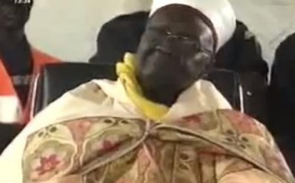 INTEGRALITÉ VIDÉO DE LA ZIARRA DAARADJI 2012 -  Voici le Dernier Message du Khalif General des Tidianes Serigne Mansour SY : La Quête du Savoir , une Obligation