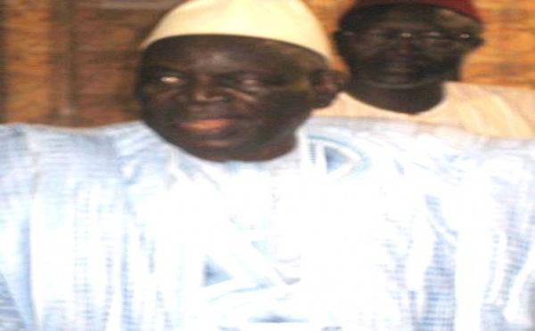 NECROLOGIE : Décès de Serigne Pape Makhtar Diop Ibn Sokhna Assietou Sy  Bint El Hadj Malick SY