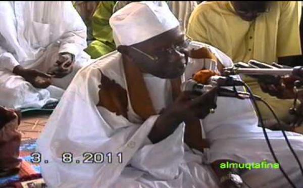 VIDEO - Serigne Abdoul Aziz Sy Al Amine : Extrait Tafsir Al-Quran 2011 du Dahira Muqtafina