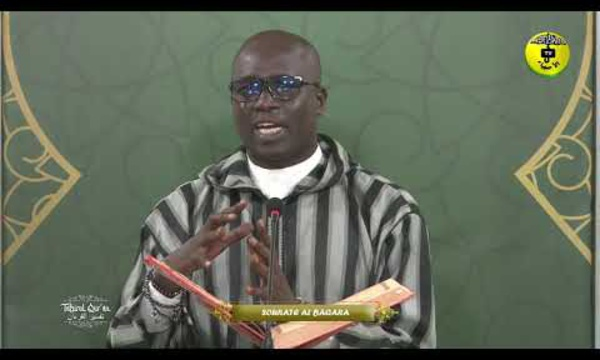 Tafsirul Quran Episode 16 Avec Professeur Mame Ousmane Ndiaye - Soutate Al Baqara