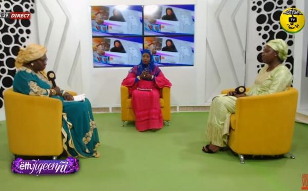 EUTOU JIGEEN GNI DU 05 SEPTEMBRE 2020 THEME: VOIX ET LEADERSHIP DES FEMMES AU SENEGAL