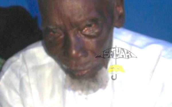 NECROLOGIE : Rappel à Dieu de Mame Bachir Niang :  Le Patriarche de la Famille d'El Hadj Malick Sy n'est plus !